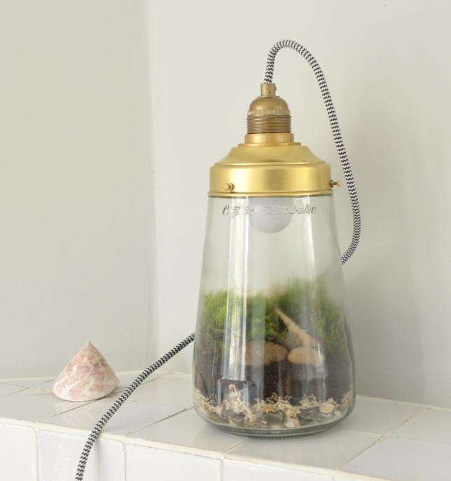 Populair EENHOORN ECOSYSTEEM LAMP KOPEN | een mini ecosysteem lamp &JQ42